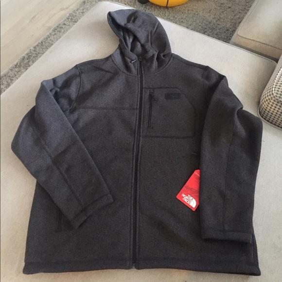 Coach Jackets Coats The North Face Fleece Warm Jacket Hoodie